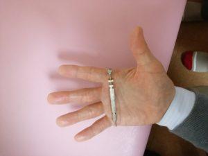 堺市みらい整体院の高麗手指鍼